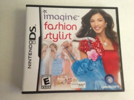 Imagine: Fashion Stylist (Nintendo DS, 2010) - $9.85