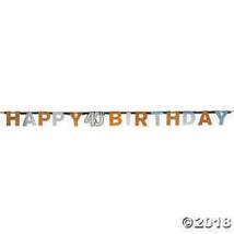 50th Birthday Sparkling Celebration Decorating Kit  - $6.24