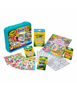 Crayola Epic Create & Color Art Case 75 Pieces Boys and Girls Ages 5+ Ch... - $22.28