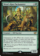 Wren's Run Packmaster Commander 2014 English 1x LP - $1.73