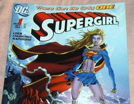SUPERGIRL #1, Comic Book, by Loeb/Churchill, fe... - $4.99
