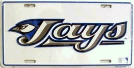 MLB Toronto Blue Jays License Plate Auto Tag - $5.95