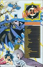 DC WHO'S WHO: THE DIFINITIVE DIRECTORY OF THE DC UNIVERSE #2 VF/NM - $0.99