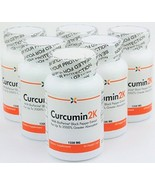 Curcumin2K 1330 mg | BioPerine Black Pepper for Absorption | 60 veg caps... - $168.25