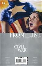 CIVIL WAR:FRONT LINE Lot (Marvel) - $13.95