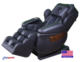 Luraco Black iRobotics i7 3D Zero Gravity Massage Chair w/ White Glove D... - $171.626,57 MXN