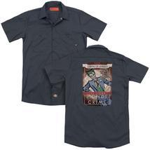Batman - Clown Prince (Back Print) Adult Work Shirt - $44.99+