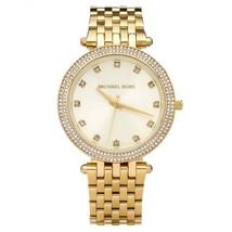 Michael Kors Women's Darci Gold Tone Watch mk3216 - $189.00