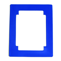 Frame Rectangle Cutouts Plastic Shapes Confetti Die Cut FREE SHIPPING - £5.29 GBP