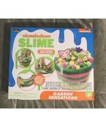 New Nickelodeon Slime Garden Sensations Kit BONUS Surprise Charm Included! - $14.99