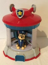 Paw Patrol Light and Sound Look Out Tower Night Light Marshall Chase Skye Talk - $19.99