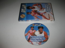 Gilad: The 60 & 30 Minute Low Impact Workout DVD Bodies in Motion - $17.81