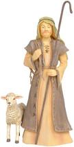 Enesco Foundations Nativity Shepherd Figure, 10.5', Multicolor - $62.70
