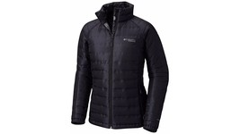 Columbia Womens Titan Ridge Down Womens Jacket 1737921-010 Black XS S M L XL - $199.99