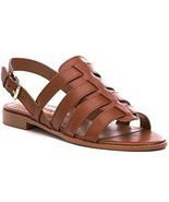 COACH Skyler Semi mate SANDALS - $1.143,45 MXN