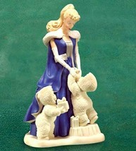 Snowbabies Under The Midnight Moon W/ Barbie Snowbabies Guest Collection... - $100.00