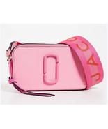 Marc Jacobs Snapshot DTM Small Camera Bag Crossbody Bag Pink Auth - $225.00+