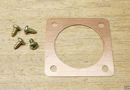 "Copper Portal for Western Bluebird Houses and Nest Box Entry 1.563"", 1 9... - $14.00"