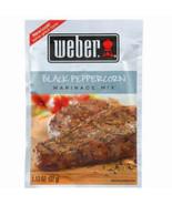 Weber Grill Creations Marinade, Black Peppercorn, 1.12ea, powder, case o... - $17.99