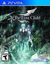The Lost Child - PlayStation Vita [video game] - $24.94