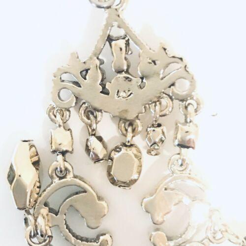 Liz Claiborne Gold Tone Chandelier Earrings