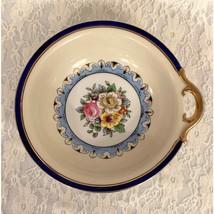 Noritake Antique Hand Painted Bowl 1920s - $17.82