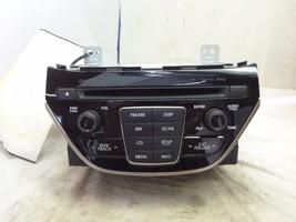 13 2013  Hyundai Genesis Radio Cd Player Mp3 Player 96180-2M117YHG  ALV348 - $31.19