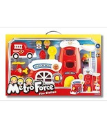 Keenway Toy Fire Metro Force City Station Play Set - $30.91