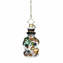 Christopher Radko Feast For Friends Little Gem Christmas Ornament - $32.67