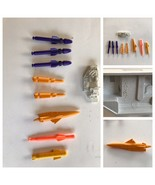 GI Joe Snow Cat ARAH Parts M-3940-1 Missiles Lot A5895 - $11.76