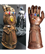 Thanos Infinity Gauntlet Avengers Infinity War Thanos Glove Prop New - $36.40