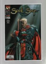 Soul Saga #2 - April - Top Cow / Image Comics - Knights Cover - Platt, L... - $8.43