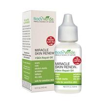 BodyVerde Miracle Skin Renewal Natural Skin Care Product, Healing Jojoba... - $27.37