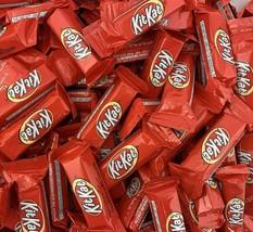 Kit Kat Miniatures Red Wrap, Crisp Wafers in Milk Chocolate Candy Bar, Bulk - $13.57+