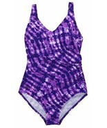 Speedo Women's 1 piece Ultraback Athletic Training Swimsuit Sz 10  - $19.79