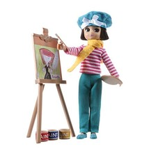 Lottie Always Artsy Doll | Artist Doll With Short Hair and Brown Eyes | ... - $36.61