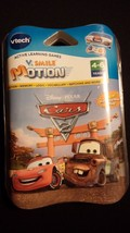 V.Smile Motion Disney Cars Electronic Learning Game Software - $7.00