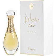 Jadore L'Or By Christian Dior Essence De Parfum Spray 1.3 Oz (Edition 2017) - $158.00