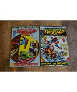 Amazing Spider-Man #115 116 Doctor Octopus Smasher Marvel FN 6.0 Lot of 2 - $24.18