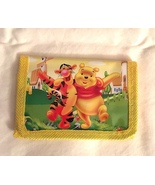Disney Winnie-The-Pooh & Tigger Children's Wallet More Characters Availa... - $7.00