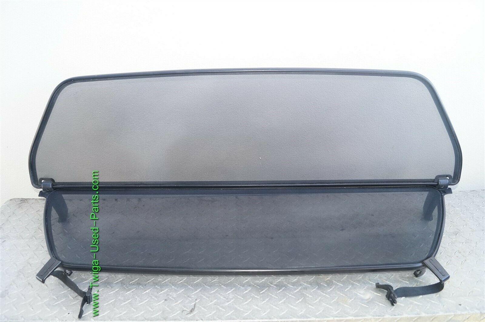 Mercedes R129 SL320 300SL 600SL 500SL Rear Wind Deflector Screen Blocker 90-02