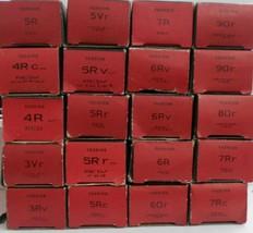 Original Redken Fusion Fashion Reds Cream Hair Color 2 Oz ~ 20 Pre Selected Tubes - $49.50