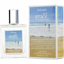 Philosophy Pure Grace Summer Surf Edt Spray 2 Oz For Women - $72.84