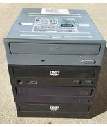 Lot of 4 PATA IDE Internal Desktop Optical Drives DVDROM - $7.95