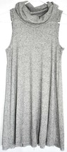 BDG Urban Outfitters Grey Knit Sleeveless Cowl Neck Sweater Dress Size XS / TP