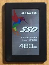 "ADATA PREMIER SP550 480GB 2.5"" SATA 3 SOLID STATE DRIVE ASP550SS3-480GM-... - $139.99"