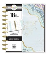 The Happy Planner Big Modern Geode 18 Mo July 2020 Dec 2021 Vertical Lay... - $23.96