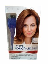 Clairol Nice 'n Easy Root Touch-Up Kit Light Auburn Reddish Brown Shades 6R - $14.84