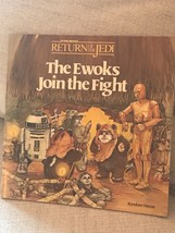 """Preowned Return of the Jedi """"The Ewoks Join The Fight"""", Random House Boo... - $5.00"""