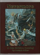 Nevermore - Dungeons & Dragons 4th Ed. - SC - 2008 - Joseph Miller. - $15.67